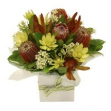 Protea & Natives in a Box